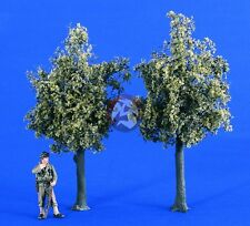 """Verlinden (All Scales) Small Tree Kit (2 pieces) (12cm height 5"""" inches) 2007"""