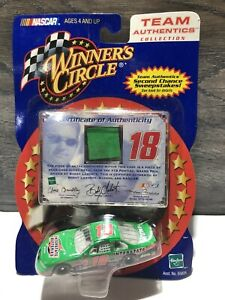 NEW Nascar Winners Circle Team Authentics BOBBY LABONTE  Die Cast Pc Race Metal