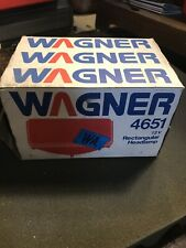 HEADLAMP 12V WAGNER NEW H4651 HEADLIGHT