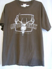 T-Shirt Off The Rack Outfitters Quality Classics Size LG Deer Antlers