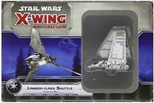 Star Wars: X-Wing - Lambda-class Shuttle [New Games] Table Top Game