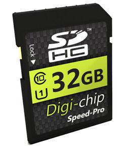 Digi Chip SD Memory Card for Nikon DL24-85, DL18-50, DL24-500 Digital Cameras