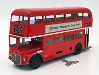 Mettoy Corgi 25cm Long Tinplate Bus MT00101 - London Routemaster