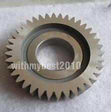 Disk Type Gear Shaper Cutter Dp3 Hss Bore 31.743mm Pressure Angle 20 Degree
