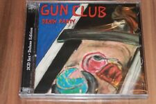 Gun Club – Death Party (2009) (2xCD Deluxe Edition) (COOKCD506) (Neu+OVP)