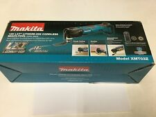 Makita XMT03Z 18V LXT Lithium-Ion Cordless Multi-Tool (Tool Only)