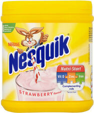 NESQUIK STRAWBERRY MILKSHAKE 500g
