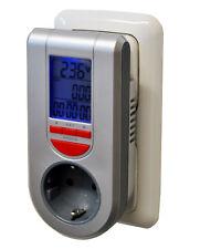 Energieverbrauch-Messgerät Stromzähler Energiemesser Verbrauch Energiekosten