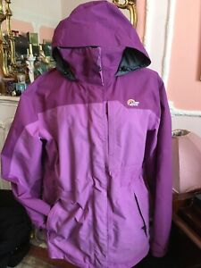 Lowe Alpine Gore-Tex Outdoor Pursuits Hooded Jacket