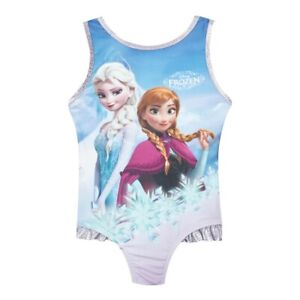 Brand New With Tags  Disney Frozen One Piece Swimsuit, 18-24 months
