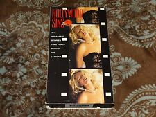 Hollywood Sins (VHS, 1999) Rare Eros/Playboy UNRATED Erotic *OOP ON ALL FORMATS*