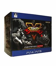 Street Fighter V Arcade Stick Alpha PS3 PS4 NUEVO