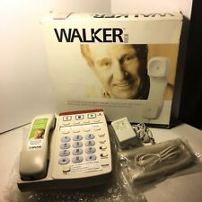 Walker W300 Telephone - Clarity Power For People Who Have Difficulty Hearing