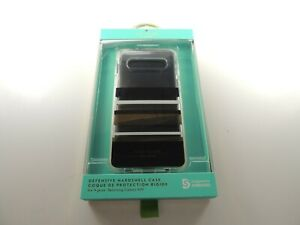 Kate Spade Samsung Galaxy S10 Protective Hardshell Case - Charlotte Stripe