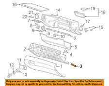 GM OEM-Glove Box Hinge Pin 92192306
