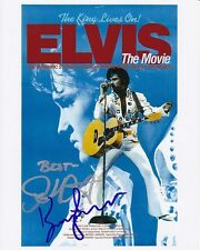 KURT RUSSELL & JOHN CARPENTER Signed Autographed ELVIS THE MOVIE Photo RARE!
