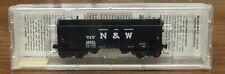 Micro Trains 91010 33' Twin-bay Hopper Peaked end N&W #38221 NIB