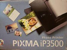 Open Box Canon PIXMA IP3500 Digital Photo Printer 4800DPI