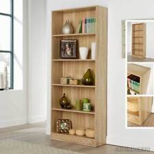 Contemporary Wooden Shelving Units Furniture