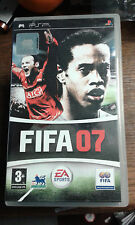 * Sony Playstation PSP Game * FIFA 07 *