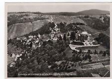 Rotenberg mit Grabkapelle auf dem Württemberg vom Flugzeug aus - Freigabe RLM