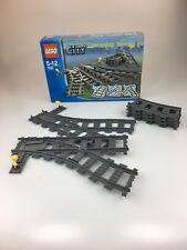 LEGO Ferrovia Rotaie Set