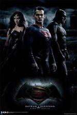 Batman Vs Superman Trio 120 Poster Size 61 x 91.5cm