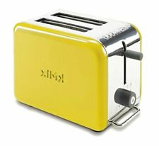 Kenwood Kmix Cream Toaster 2 Slice - Bright Yellow - SOLD OUT