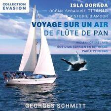 CD Voyage sur un air de flûte de pan / Georges Schmitt / IMPORT