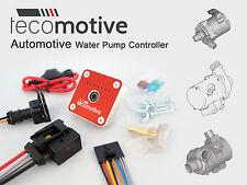 Tecomotive tinyCWA Controller Pierburg CWA200 CWA400 BMW electric water pump eWP