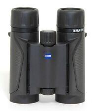 ZEISS Terra ED 10 x 25 schwarz inkl. Hard Case Terra ED Pocket