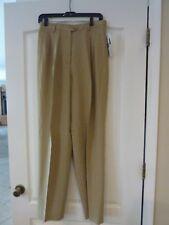 Lauren by Ralph Lauren fully lined beige dress pants, Size 8