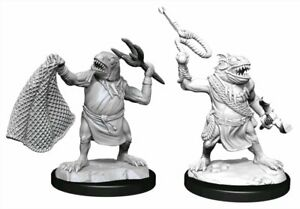 Dungeons & Dragons - Nolzur's Marvelous Unpainted Miniatures: Kuo-Toa & Kuo-T...