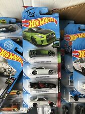 2019 Hot Wheels Nissan 300zx Twin Turbo Light Pearl White Lot Of 4 Total Nissan