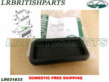 LAND ROVER REAR LOWER TAILGATE RELEASE RUBBER BUTTON RANGE ROVER 03-12 LR031833