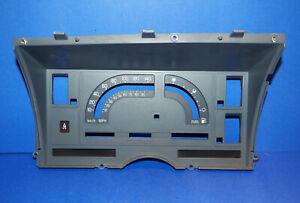 1986-1988 Chevy Blazer S10 GMC Jimmy S15 Sonoma Dash Cluster Indicator Panel OEM