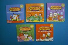 Chick-Fil-A 2010 Board Books - Richard Scarry Busytown Mysteries - Set of 5