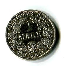 1 Mark Deutsches Reich Kaiserreich 1906 A Silber M_848