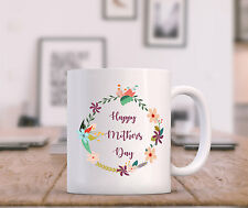 Personalised Mug Mothers Day Gift Name Photo Message