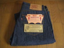 Levi's 501xx W34 L36 USA made original dead stock  1997 vintage w/Tracking#F/S