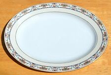"Vintage Eschenbach Lohengrin Bavaria China 12"" oval platter, A64 mid-century"