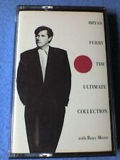 Bryan Ferry (Roxy Music), 'The Ultimate Collection', Tape - Excellent Condition.