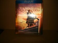Collectors Edition Titanic 1997 Film Dvds Blu Ray Discs