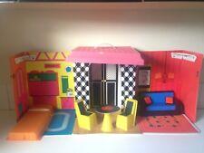 Vintage Barbie #1066 Mod Family House Mattel Original 1968 Complete Furniture