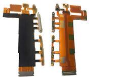 Ein Aus Flex für Sony Xperia Z3 D6603 Laut Leise D6503 Kabel Mikrofon Power NEU