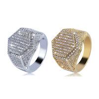 14KT White Gold Filled Ring Sizer Insert For Mens Thin Rings NEW