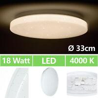 LED DECKENLAMPE STERNENHIMMEL LAMPE-LICHT DECKENLEUCHTE WOHNZIMMER SCHLAFZIMMER