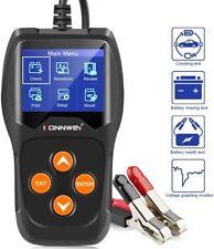 KONNWEI KW600 Car Battery Load Tester Black Professional Automotive Alternator