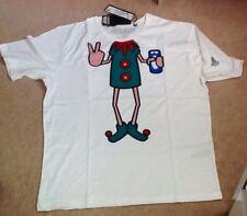 Mens Christmas Novelty T Shirt Explicit Elf size XXL BNIP