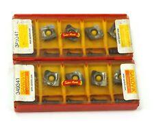 Lot of 10 Pcs Sandvik CoromillTM R590 PR5 NL 349341 CD10 Carbide milling Insert